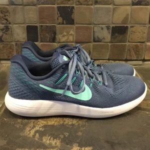 Nike Lunarglide 8 Running Shoes Size 7.5